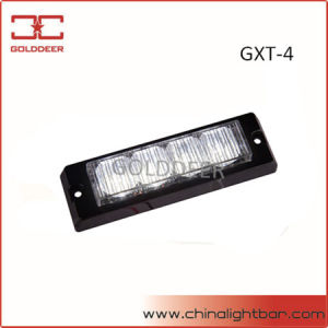 4W Clear Color LED Strobe Warning Light Head (GXT-4) pictures & photos