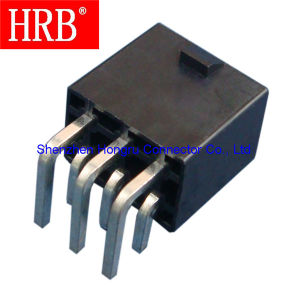 Wire to Board Pin Header with Right Angle pictures & photos