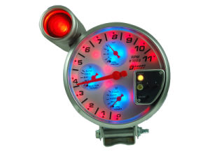 "5""127mm Tachometer for 4 in 1 Gauge (8140SW-R) pictures & photos"