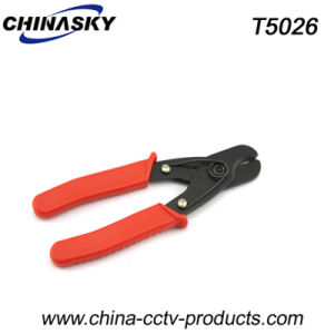 Hand Cable Cutter- Plier for Coaxial/ Wire Cable (T5206) pictures & photos
