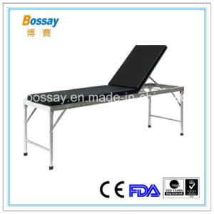 Patient Examination Bed Metal Examination Bed Patient Bed pictures & photos