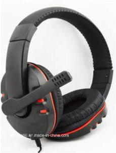 Game Headset/Headphone for PS3/PS4/xBox/Wiiu/3ds/Mac/PC/iPad/Home Theater, etc pictures & photos