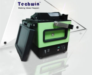 Top Sale Fiber Optics Splicer Techwin605c Equal to Fujikura Fusion Splicer pictures & photos