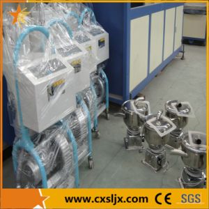 Vacuum Hopper Loader Plastic Granules Loading Machine pictures & photos