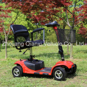 Low Price Lightweight Electric Power Scooter / Transport Scooter (ST097) pictures & photos
