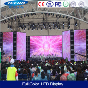 SMD Outdoor P8 Rental LED Display Screen for Uefa Cup pictures & photos