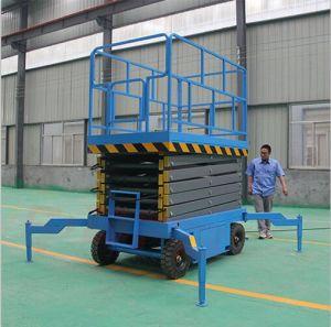 Electric Aerial Platform Lift/Scissors Hydraulic; Lifting Platform pictures & photos