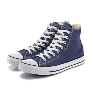 Low Cut New Vulcanized Wholesale Canvas Shoes for Kids/Adults pictures & photos