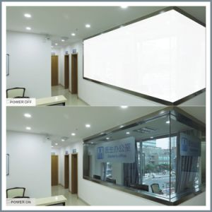 Electronic Power Control Smart Glass/Smart Film With High Qualily pictures & photos