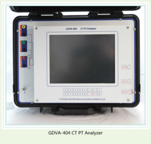 CT PT Analyzer for Current Transformer & Potential Transformer Testing pictures & photos