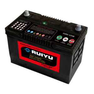 Sealed Maintenance Free Battery for Cars, Trcuks and Lorries 105D31mf pictures & photos