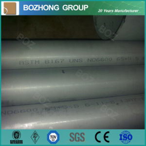 N06600 Incoloy 600 Nickel Based Alloy Tube pictures & photos