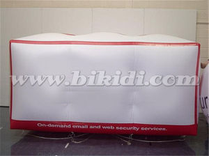 Giant Advertising Cube Inflatable Box Helium Balloon for Advertising K7161 pictures & photos