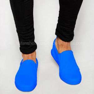 Colorful Unisex Slip on Flat Canvas Shoes Casual Shoes (PY1619-1) pictures & photos
