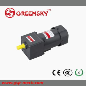 230V 120W Reversible Gear Motor with Capacitor pictures & photos