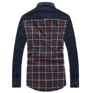 OEM Men′s Formal Long Sleeve Shirts Fashion Casual Shirts pictures & photos