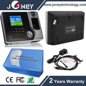 Biometric Fingerprint Fp&ID RFID Card Reader Time Attendance Clock TCP/IP USB pictures & photos