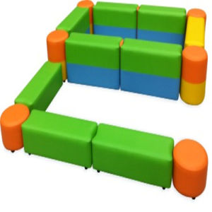 2015 Hot Sale Forest Theme Amusement Naughty Fort for Children pictures & photos