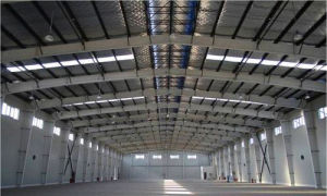 Professional Designed Steel Structure Workshop