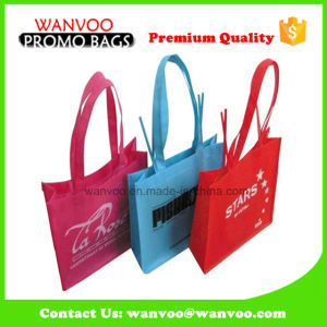 Lowest Price Non Woven Tote Bag for Advertising pictures & photos