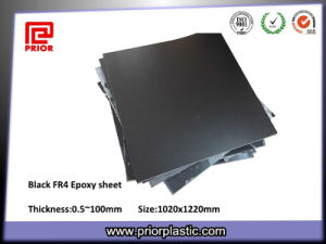 Anti-Static Black Fiberglass Sheet with Factory Price pictures & photos