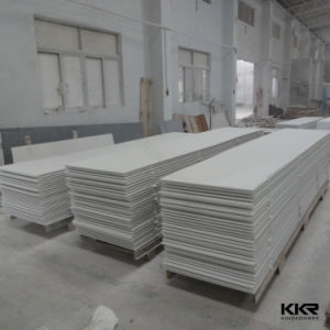 Marble Veining Pattern Artificial Stone Acrylic Solid Surface Sheets pictures & photos