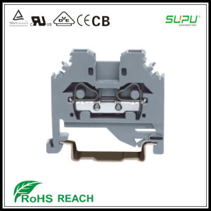 2 Conductor Terminal Blocks of Side Entry Side Marker pictures & photos