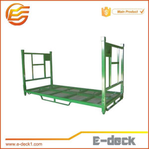 Stackable High Quality Zinc Plated Tire Rack