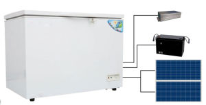 Solar Refrigerator and Freezer of Difference Size pictures & photos