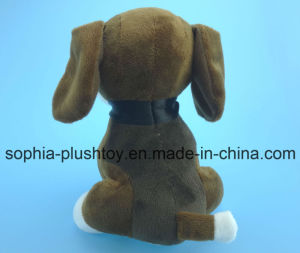 20cm Plush Animal Dog Toy pictures & photos