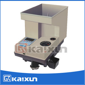 LCD Display Automatic Coin Sorter, Coin Counter pictures & photos