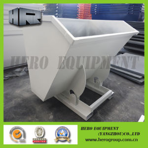 1.5m Outdoor Standard Large Steel Tipper Bins pictures & photos
