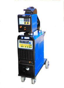 Hi-Speed Pulse MIG Welding Machine (for many kinds of metal) pictures & photos