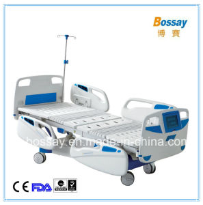 Hot Selling High Quality Multi-Functions Electric Hospital Bed pictures & photos