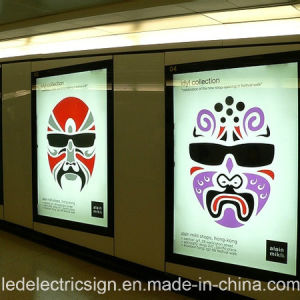 Poster Frame LED Signs Magnetic Design Light Box Advertise Display pictures & photos