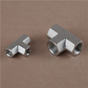 Carbon Steel NPT Female Hydraulic Adapter pictures & photos