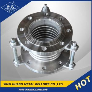 Flexible Bellow Compensator with Flange End pictures & photos