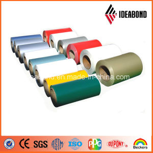 Ideabond PVDF/ PE Color Coated Aluminum Coil pictures & photos