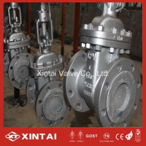 API 600 Cast Steel Flanged Osy Gate Valve