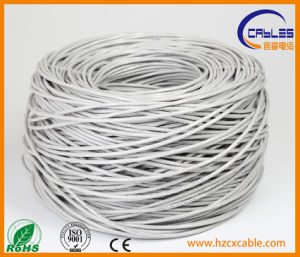 LAN Cable/Network Cable/Communication Cable FTP Cat5e pictures & photos