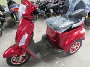 CE Approved 500 Watt Electric Tricycle (LDLS-E150) pictures & photos