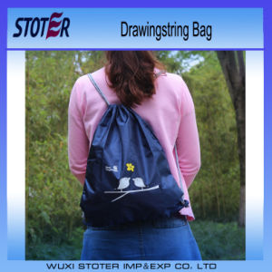 Wholesale Customized Cheap Drawstring Bag pictures & photos