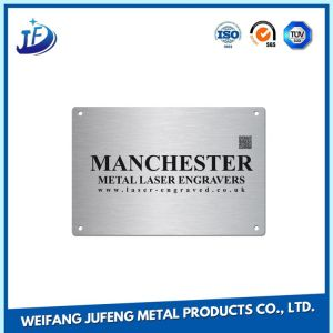 Stainless Steel/Brass Bike Logo Name Plates pictures & photos