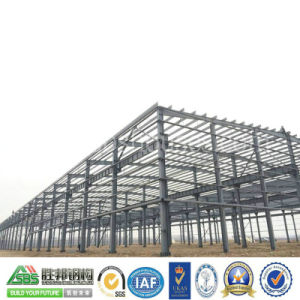 Qualified Prefabricated Steel Building for Storage pictures & photos