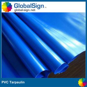 Multipurpose Waterproof Plain PVC Coated Tarpaulin pictures & photos