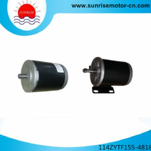 114zytf155-4818 48VDC 3.4n. M 1500rpm Electric Motor PMDC Motor pictures & photos