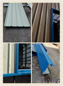 Steel Plates for Fast Construction Warehouses pictures & photos