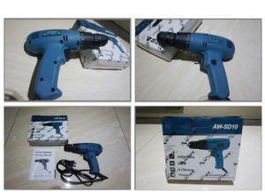 Powertec 220V 280W 10mm Electric Screwdriver (PT82002) pictures & photos
