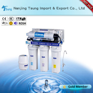 50gpd 6 Stages Water Filter with UV Ty-RO-6 pictures & photos