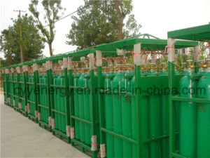 New 50L High Pressure Oxygen Nitrogen Argon Carbon Dioxide Seamless Steel Cylinder pictures & photos